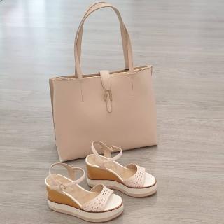 L'estate sta arrivando!! Zeppa#lucianobaracchini  borsa#furla